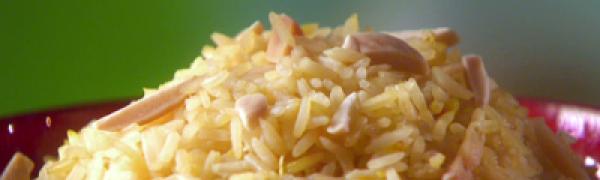 Saffaron Basmati Rice