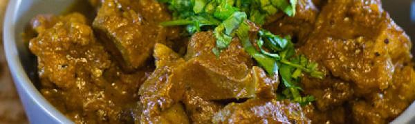 Lamb Korma